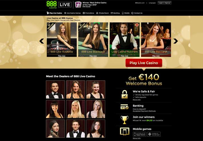 online casino 888 sizlling hot