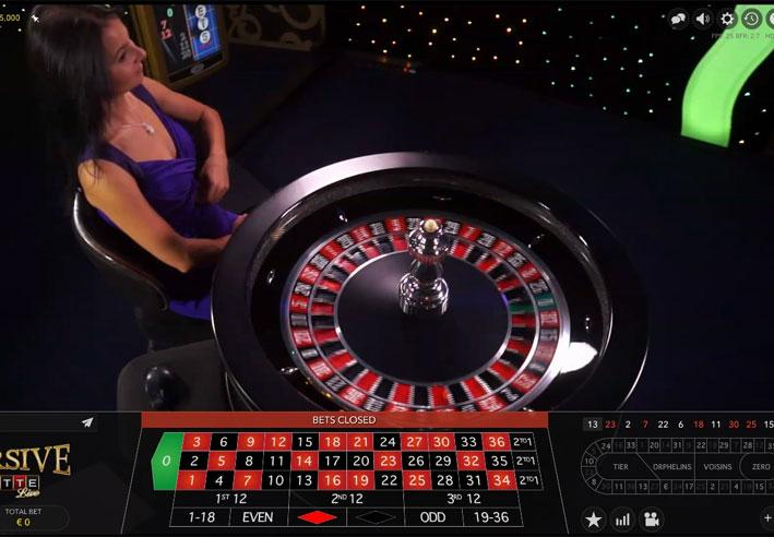 Immersive Roulette was introduced to the public in summer , and a year later the roulette won in the Game of the Year category at the EGR Operator Awards.Perfect high-definition video, a plethora of adjustable settings and fast gameplay coupled with beautiful professionally trained female dealers make it a Number One choice for many /5(2).