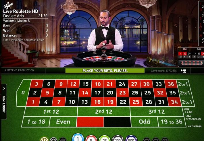 online casino dealer play roulette now